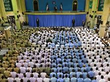 دیدار فرماندهان و کارکنان ارتش با فرمانده کل قوا