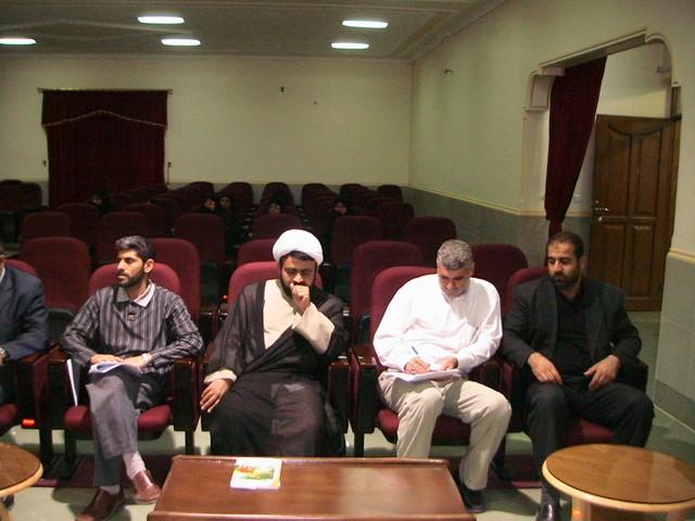 همایش آسیب شناسی مذهبی برگزار شد