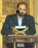 ترتیل قرآن با قرائت استاد امام جمعه