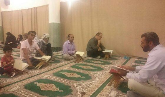 برگزاری محفل انس با قرآن در قشم به مناسبت شب های قدر