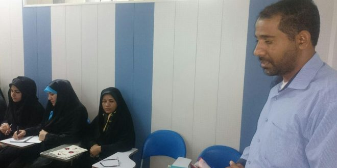 اولین جلسه کلاس تربیت معلم قرآن برگزار شد