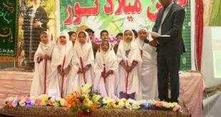 گزارش تصویر جشن میلاد امام زمان (عج) ویژه کودکان و نوجوانان در شهرستان قشم