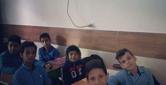 طرح استعداد یابی قرآنی در مدرسه شجره طیبه قشم