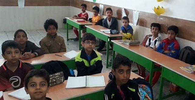طرح استعداد یابی قرآنی در مدارس قشم
