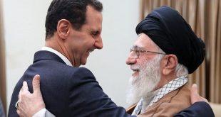 دیدار رئیس جمهور سوریه با رهبر انقلاب