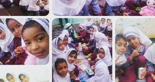 برگزاری مهارت آموزی به نوآموزان مهد مبین قشم