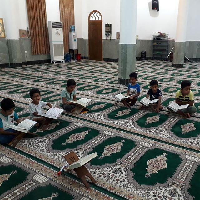 کلاس آموزش روخوانی و روانخوانی قرآن
