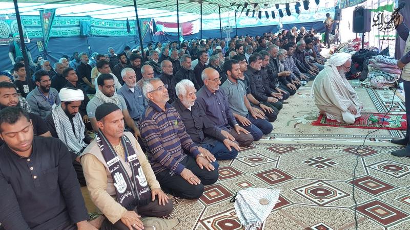 فعالیتهای موکب انصار المهدی قشم به روایت تصویر