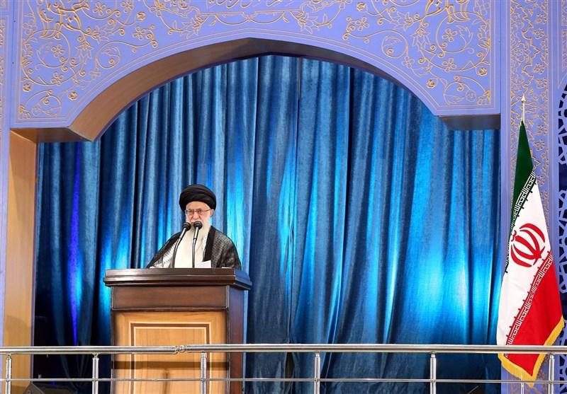 رهبر انقلاب: حمله موشکی به پایگاه آمریکا از ایام الله است