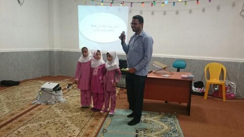 برگزاری جشن قرآنی ویژه خانواده ها در قشم