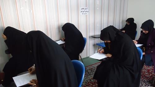 برگزاری دوره آموزشیار قرآن کریم در موسسه فرهنگی قرآنی پیامبراعظم(ص)قشم