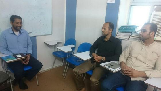 دوره تخصصی تربیت معلم قرآن کریم در قشم برگزار شد