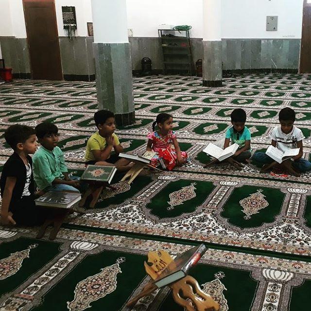 برگزاری کلاس آموزش روخوانی و روانخوانی و حفظ قرآن کریم