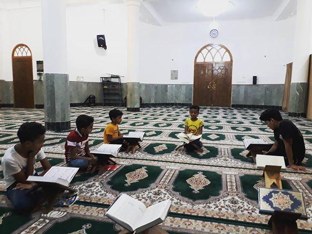 برگزاری کلاس آموزش روخوانی و روانخوانی قرآن کریم