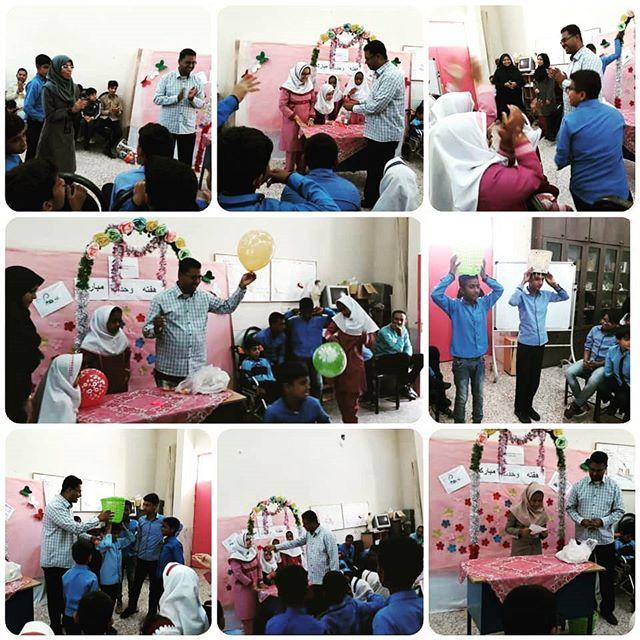 برگزاری جشن هفته وحدت در مدرسه استثنائی ارمغان قشم + تصاویر